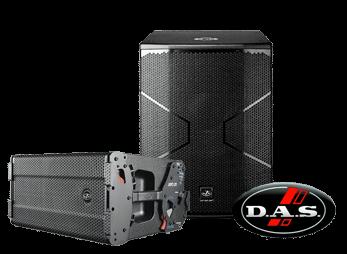 Ý tưởng setup hệ thống thiết bị âm thanh, ánh sáng