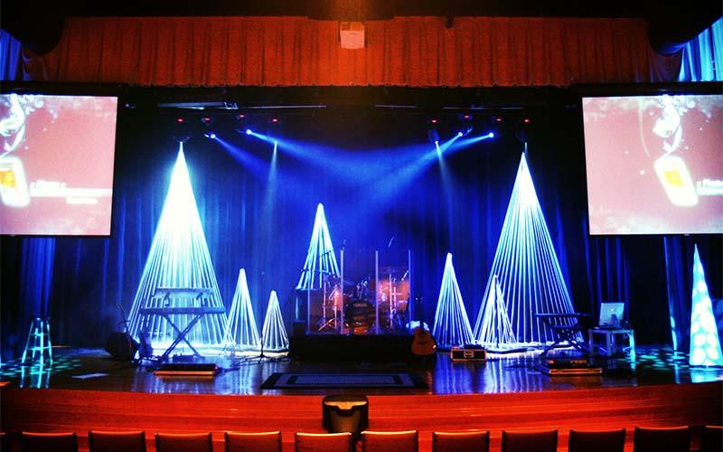 Sân khấu ca nhạc 3