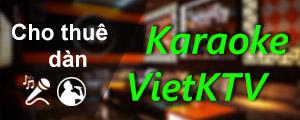 Cho thuê dàn Karaoke