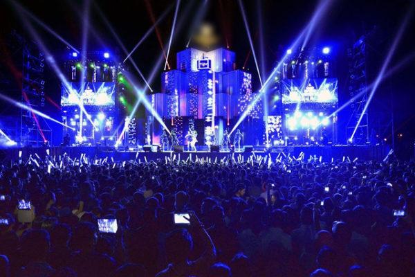 Âm thanh ánh sáng sự kiện