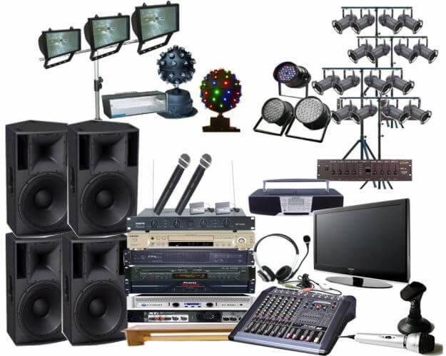 Hệ thống loa đài âm thanh