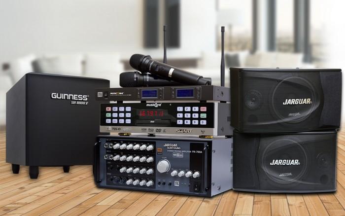 Công ty cho thuê thiết bị âm thanh ánh sáng sự kiện chuyên nghiệp 2019